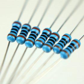 Resistor 1,5kΩ 1% 1/4W 1,5k 1k5