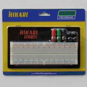 Protoboard 830 Pontos HK-P100 Hikari