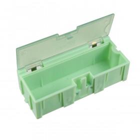 Módulo N2 para Organizador de SMD Verde 75x31x21mm