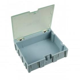 Módulo 3 para Organizador de SMD Azul 75x62x21mm