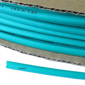 Espaguete Termo Retrátil Verde 3mm (Metro)