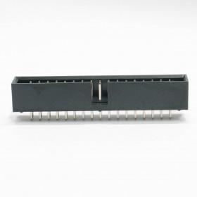 Conector Header 34 vias 180º