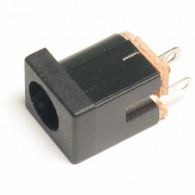 Jack J4 2,1mm para Placa 180º (DC-012)
