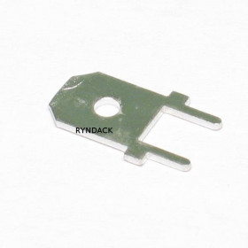 Terminal Faston Macho 6,3mm para Placa