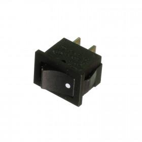 Chave Gangorra Preta Pulsante NF 2 Terminais KCD1-001