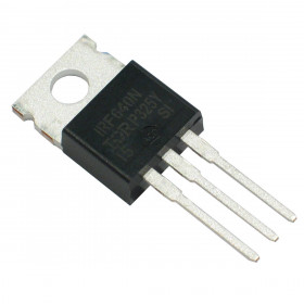 IRF640N Transistor Mosfet Canal N 18A 200V