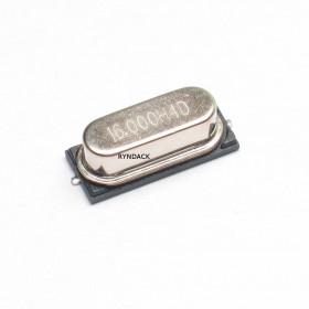 Cristal Oscilador de Quartzo 16MHz HC-49/SMD