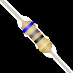 Resistor 68Ω 5% 1/4W CR25 68R
