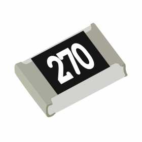 Resistor 27Ω 5% 1/8W SMD 0805 27R