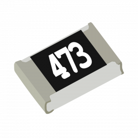 Resistor 47kΩ 5% 1/8W SMD 0805 47k