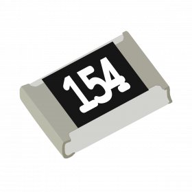 Resistor 150kΩ 5% 1/8W SMD 0805 150k