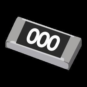 Resistor 0Ω 5% 1/4W SMD 1206 0R Jumper