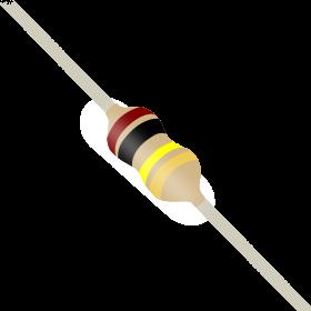 Resistor 100kΩ 5% 1/6W CR16 100k