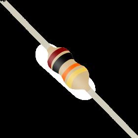 Resistor 10kΩ 5% 1/6W CR16 10k