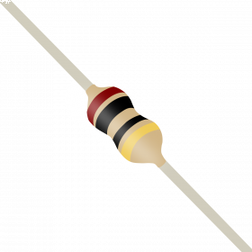 Resistor 10Ω 5% 1/6W CR16 10R
