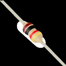 Resistor 1kΩ 5% 1/6W CR16 1k