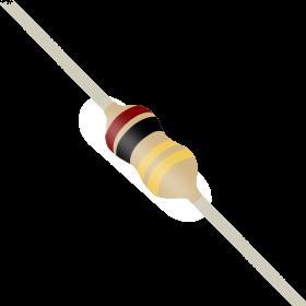 Resistor 1Ω 5% 1/6W CR16 1R