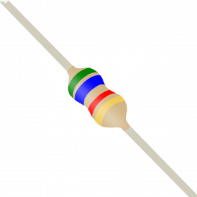 Resistor 5,6kΩ 5% 1/6W CR16 5,6k 5k6