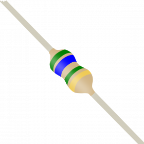 Resistor 5,6MΩ 5% 1/6W CR16 5,6M 5M6