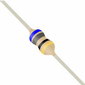 Resistor 68Ω 5% 1/6W CR16 68R