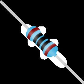 Resistor 100Ω 1% 1/4W 100R