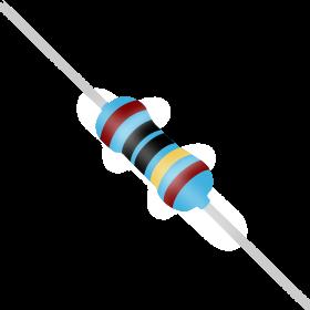 Resistor 10Ω 1% 1/4W 10R