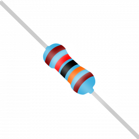 Resistor 120kΩ 1% 1/4W 120k