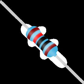 Resistor 120Ω 1% 1/4W 120R