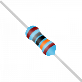 Resistor 180kΩ 1% 1/4W 180k