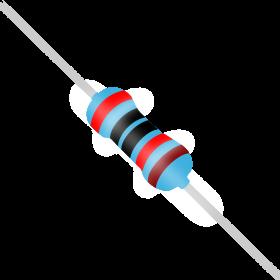 Resistor 20kΩ 1% 1/4W 20k