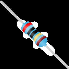 Resistor 20Ω 1% 1/4W 20R