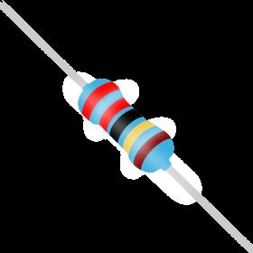 Resistor 22Ω 1% 1/4W 22R