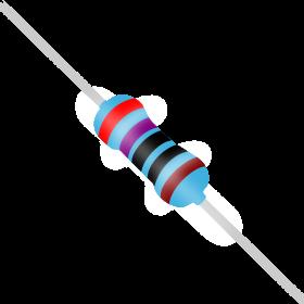 Resistor 270Ω 1% 1/4W 270R