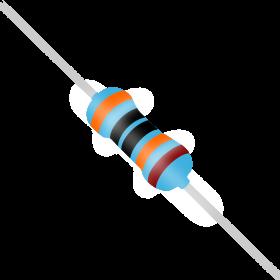 Resistor 300kΩ 1% 1/4W 300k