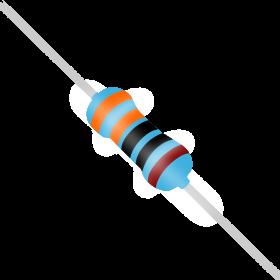 Resistor 330Ω 1% 1/4W 330R