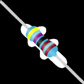 Resistor 4,7kΩ 1% 1/4W 4,7k 4k7