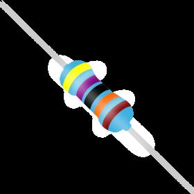 Resistor 470kΩ 1% 1/4W 470k