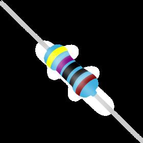 Resistor 470Ω 1% 1/4W 470R