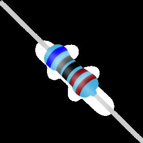 Resistor 6,8kΩ 1% 1/4W 6,8k 6k8