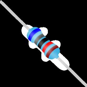 Resistor 68kΩ 1% 1/4W 68k