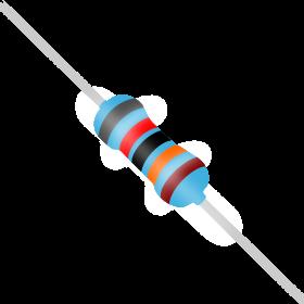 Resistor 820kΩ 1% 1/4W 820k