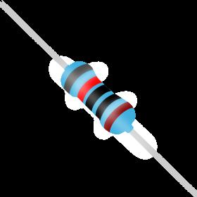 Resistor 820Ω 1% 1/4W 820R