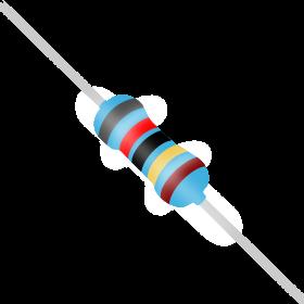 Resistor 82Ω 1% 1/4W 82R