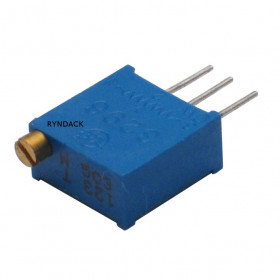 Trimpot Vertical 3296W Multivoltas 20kΩ