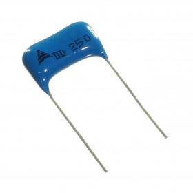 Capacitor Poliéster Metalizado 47nF 250V 5% Epcos 32591