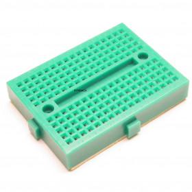 Mini Protoboard 170 Furos Verde