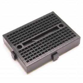 Mini Protoboard 170 Furos Preto
