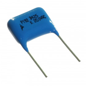 Capacitor Polipropileno Metalizado Supressor de EMI 33nF 250V 10% Epcos 81192