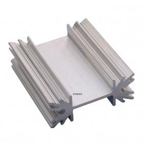 Dissipador de Alumínio RK7 40mm para TO220 ou TO218