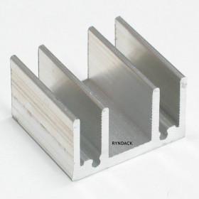 Dissipador de Alumínio RK6 20mm para TO220